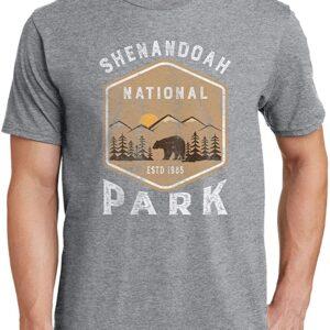 Shenandoah National Park Emblem Shirt