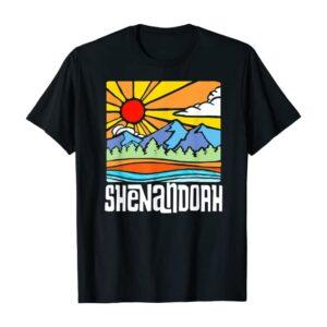 Shenandoah National Park Graphic Tee