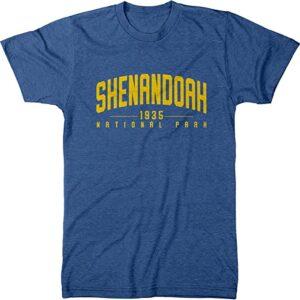 Shenandoah National Park Script Shirt