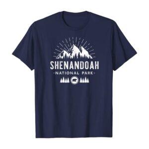 Shenandoah National Park Sunrise Shirt