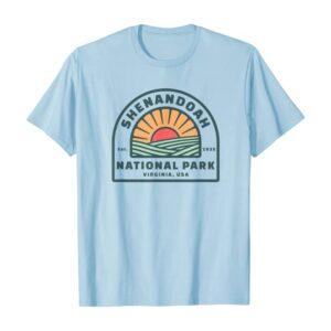Shenandoah National Park Vintage Shirt