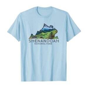 Shenandoah National Park Virginia Appalachian T Shirt
