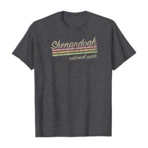 Shenandoah National Park Virginia Retro Shirt