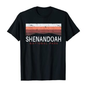 Shenandoah National Park Virginia Stripes Shirt