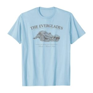 The Everglades National Park Alligator Tee