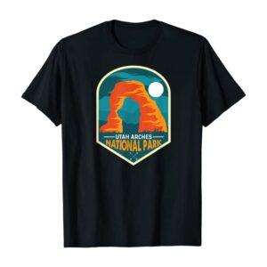Utah Arches Retro Shirt