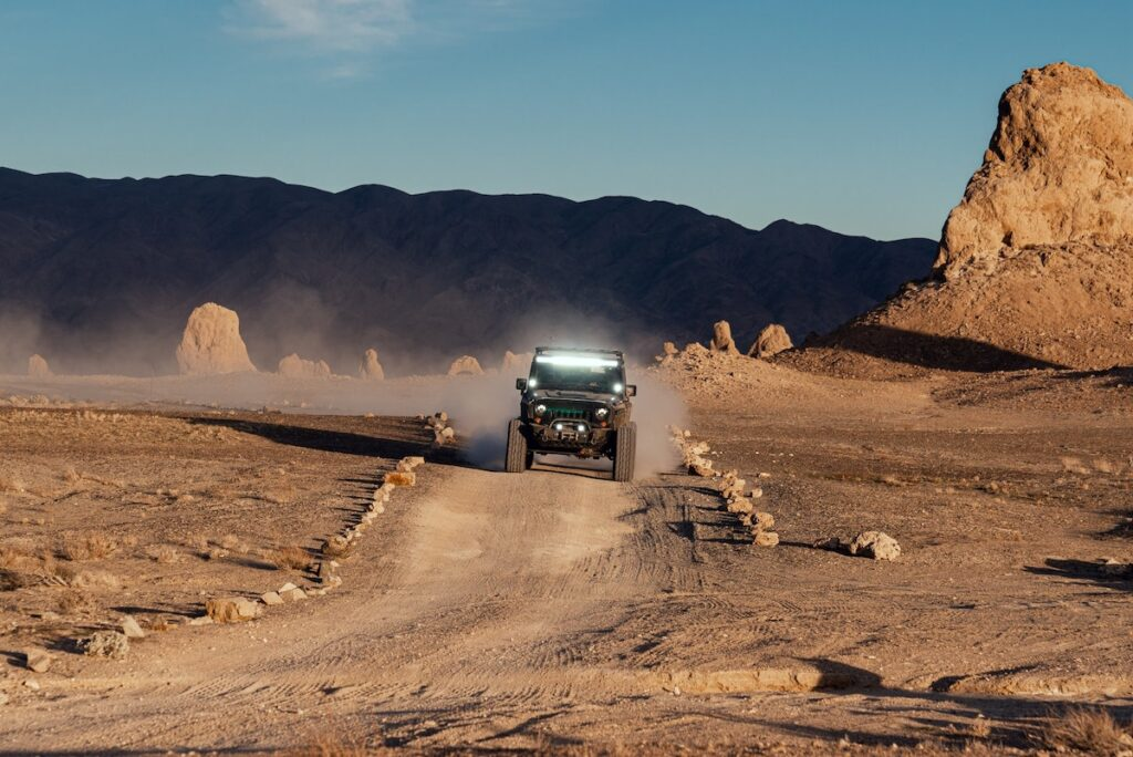 How to Overland in National Parks