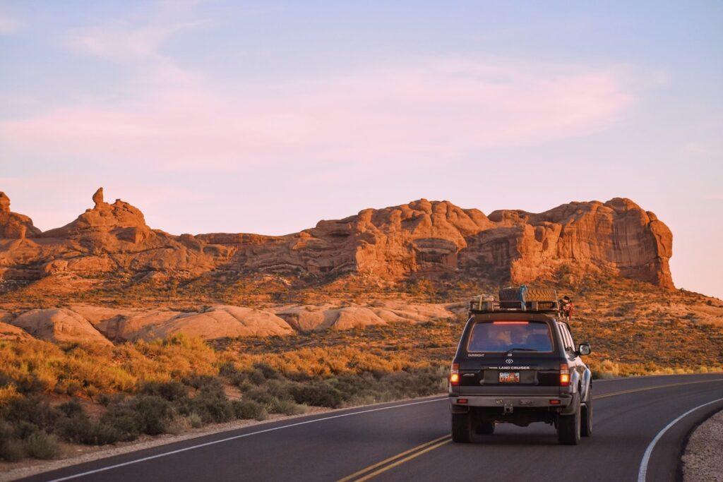 Overlanding in Moab - Utah