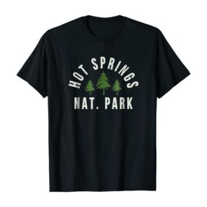 Hot Springs National Park Arkansas Shirt