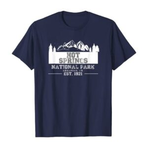 Hot Springs National Park Scenic Shirt