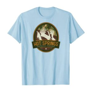 Hot Springs National Park Shirt