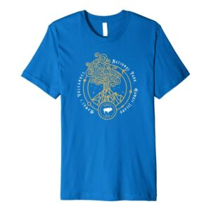 Kilauea Mauna Loa Volcanoes Shirt