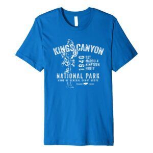 Kings Canyon Hiking Giant Forest Shirt