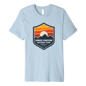 Kings Canyon T Shirt
