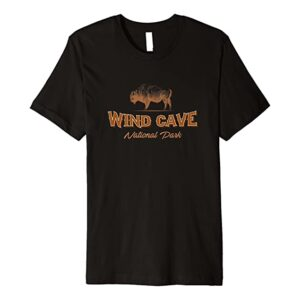 Wind Cave National Park Buffalo Shirt