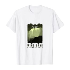 Wind Cave National Park South Dakota Shirt