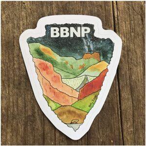 Big Bend National Park Texas Decal Sticker