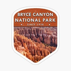 Bryce Canyon National Park Graphic Sticker