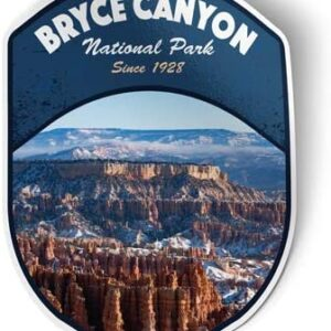 Bryce Canyon National Park Utah Sticker