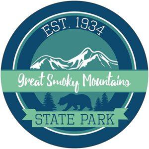 Great Smoky Mountains Gatlinburg Tennessee Sticker