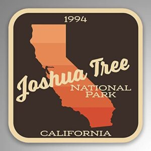 Joshua Tree National Park Vinyl Decal Bumper Sticker