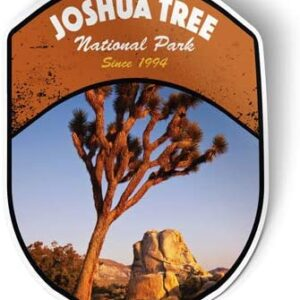 Joshua Tree National Park Vinyl Sticker