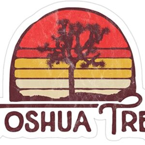 Retro Joshua Tree National Park Vintage Sticker