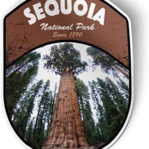 Sequoia National Park General Sherman Sticker