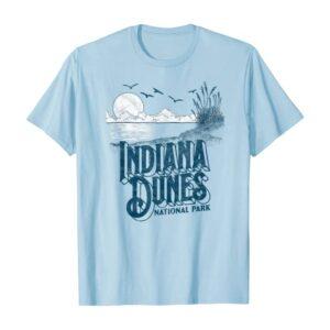 Indiana Dunes National Park Retro Shirt
