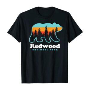 Redwood National Park Bear Shirt