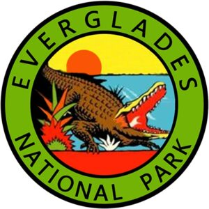 Everglades National Park Car Decal