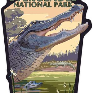 Everglades National Park Decal