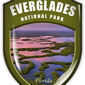 Everglades National Park Vinyl Sticker