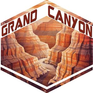 Grand Canyon Decal Sticker