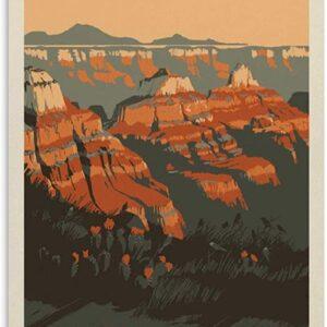 Grand Canyon National Park Arizona Wall Art