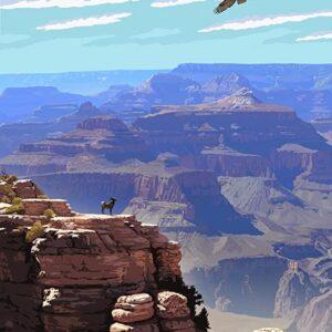 Grand Canyon National Park South Rim Wall Decor