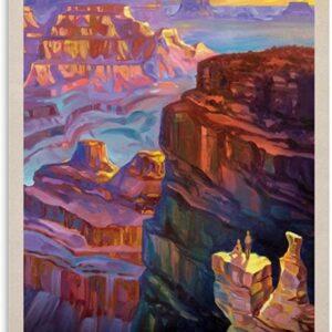 Grand Canyon National Park Sunset Poster