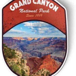 Grand Canyon National Park Vinyl Sticker