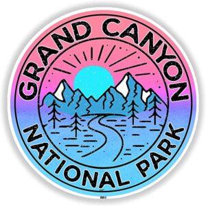 Grand Canyon Vintage Sticker