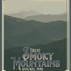 Great Smoky Mountains National Park Print