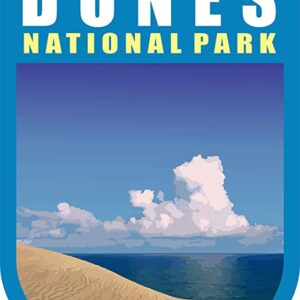 Indiana Dunes National Park Rv Sticker