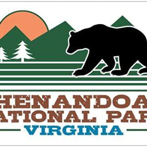 Shenandoah National Park Bumper Sticker