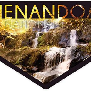 Shenandoah National Park Waterfall Vinyl Decal