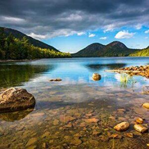 Acadia National Park Jordan Pond Print
