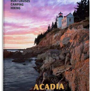 Acadia National Park Ranger Poster