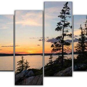 Acadia National Park Sunset Print
