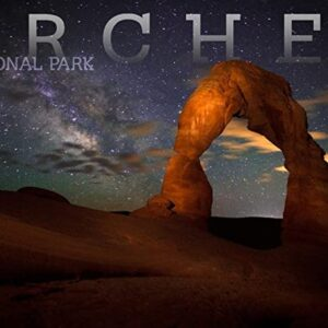 Arches National Park Utah Poster