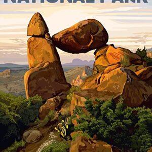 Big Bend National Park Texas Poster