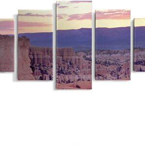 Bryce Canyon National Park Landscape Art Print