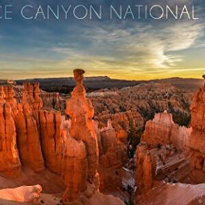Bryce Canyon National Park Thors Hammer Poster